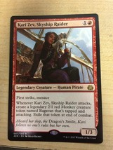 MTG Kari Zev, Skyship Raider - $0.75