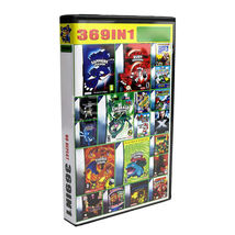 Nintendo Super 369 in 1 Video Game Cartridge Console Card Compilation Co... - $15.99