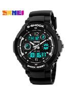 SKMEI Children Sports Watches Fashion LED Quartz Digital Watch Boys Girl... - $28.12