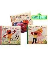 Sesame Street Elmo's World Mini Bath Book (Assorted, Titles & Quantities... - $4.94