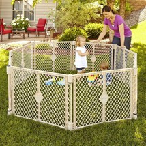 Indoor-Outdoor Play Yard-Security, Exercise, Safety, Children, Yard, Pla... - $99.95+