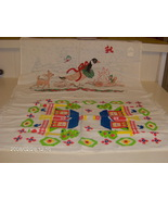 vintage collecteble kitchen towels - $5.00