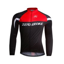 ZEROBIKE Men's Fleece Thermal Winter Long-Sleeve Jacket Winter Coat Sportswear - $25.73