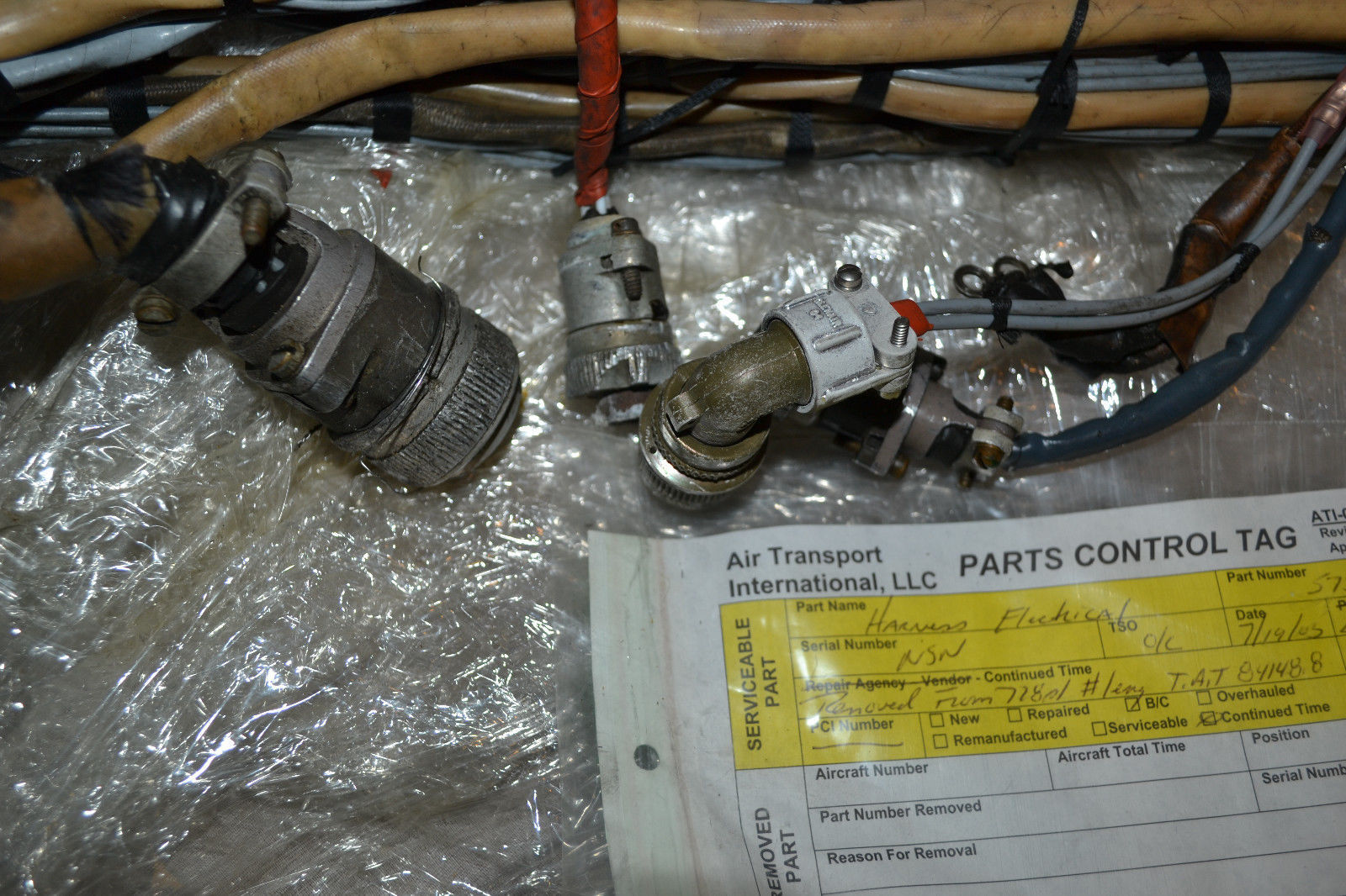 728 Aircraft Aviation Electrical wiring and 50 similar items on