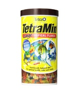 Tetra TetraMin Large Tropical Flakes Fish Food ... - $14.54