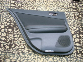 2013 NISSAN MAXIMA LEFT REAR TRIM PANEL
