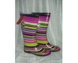 Missoni for target girls magenta strips rainboots  4  thumb155 crop