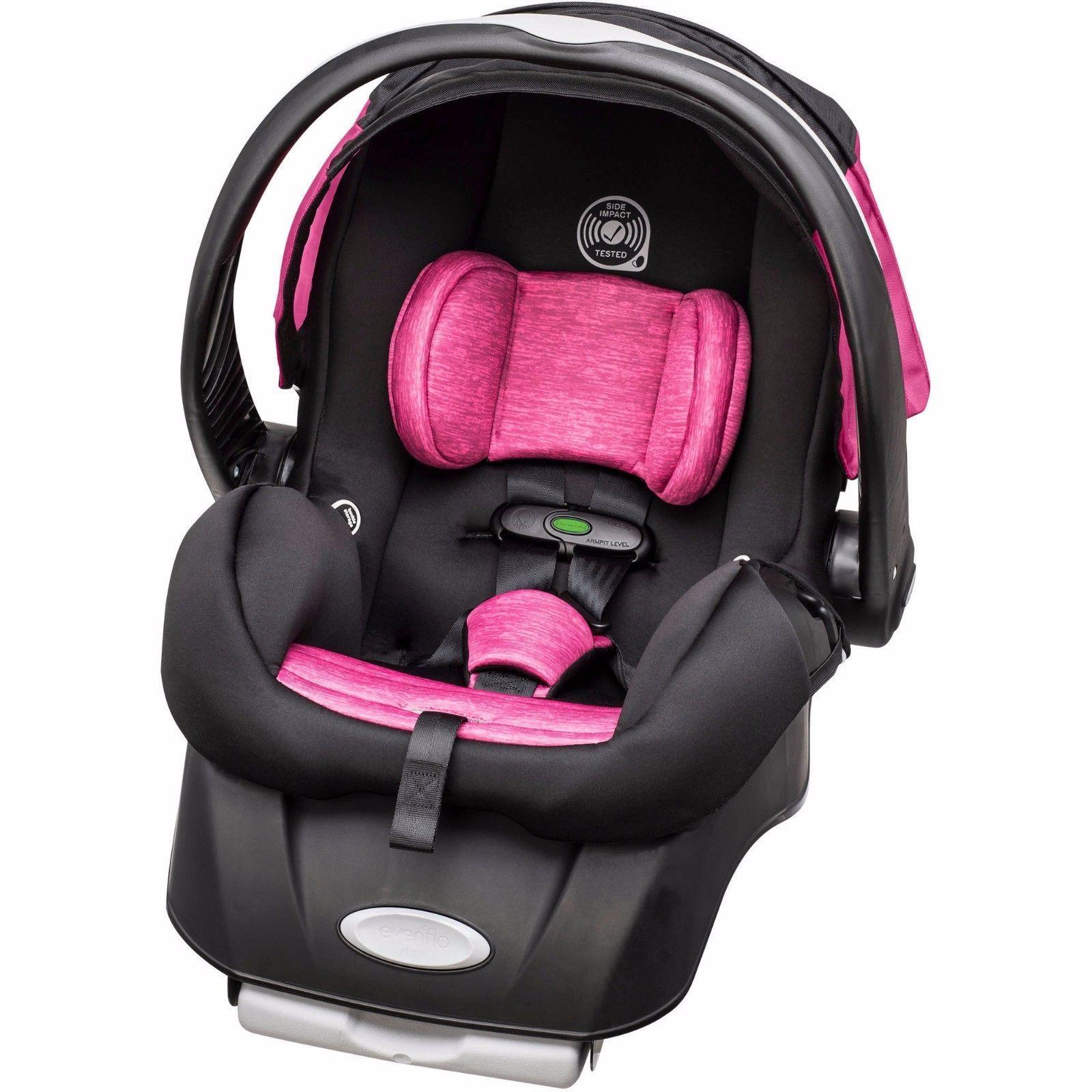 baby car seat infant child safety safe sensor evenflo girls boys embrace new convertible car. Black Bedroom Furniture Sets. Home Design Ideas