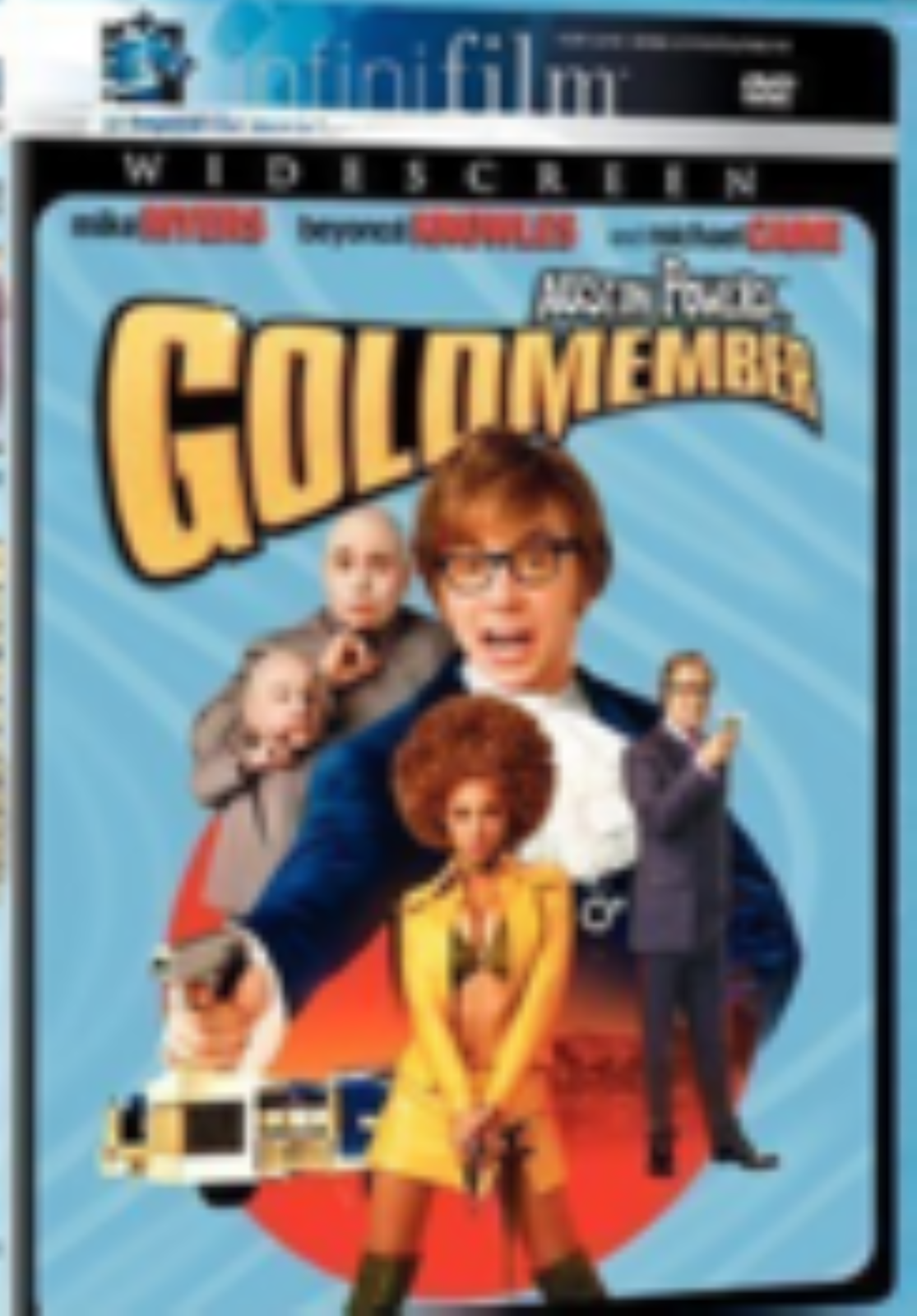 Austin Powers in Goldmember Dvd