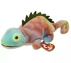 Ty Beanie Babies Iggy the Iguana New with Tags Retired - $8.90
