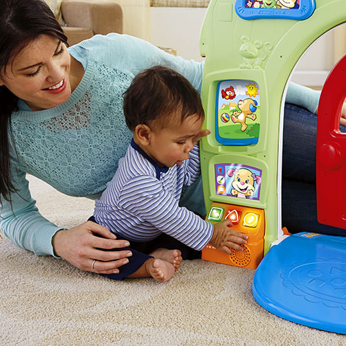 Fisher price laugh amp learn 174 smart stages home developmental baby