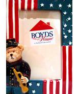 "Boyds Home-  Photo Frame  ""MASON""  #62575SM- BBC Exclusive- Ceramic- 200... - $19.99"