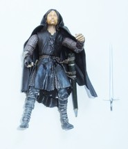 2004 ToyBiz Lord Of The Rings FOTR Strider Acti... - $10.99