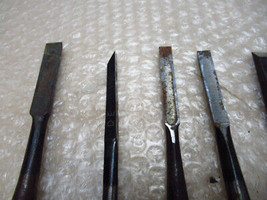 Japanese Wood Carving Chisel Nomi 10 pieces sets - $316.80