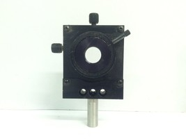 Newport LP-1-XYZ Three Axis Lens Positioner For Laser Table - $75.00