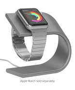 Nomad | Stand for Apple Watch (Silver) - $29.99
