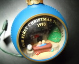 As ornament hallmark cards 1993 our first christmas together magic light no box 02 thumb155 crop