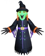 8 Foot Tall Halloween Inflatable Witch New Party Yard Decoration - £94.29 GBP