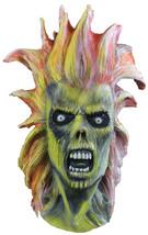Iron Maiden - 1980 Eddie Adult Full Halloween Latex Mask - $55.74