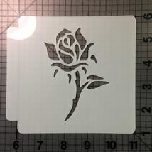 Flower Stencil 102 - $3.50+