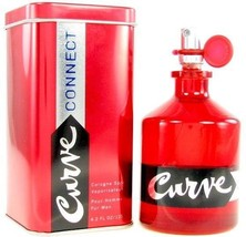 Curve Connect 4.2 oz / 125 ML By Liz Claiborne Cologne For Men*NEW IN BOX* - $19.69