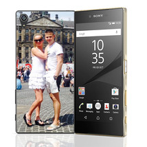 Sony Xperia Z5 - Personalised hard case - Black, white  or transparent - $15.00