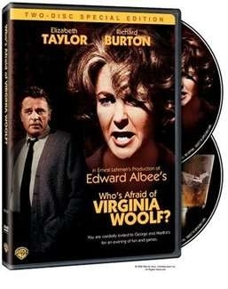 DVD - Who's Afraid of Virginia Woolf? (Two-Disc Special Edition) 2-DVD