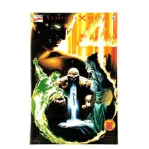 Marvel 4 Universe X Special  Dynamic Forces Exclusive Variant NM 2000 - $9.85