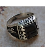 Turkish Ottoman-middle eastern sterling Silver-... - $38.61