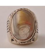 Yemeni Agate silver Ring/ Yemen aqeeq aqiq Men ... - $78.21