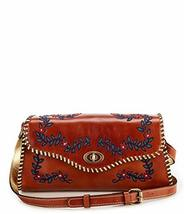 Patricia Nash Merida Provencial Escape Embroidery Shoulder Bag