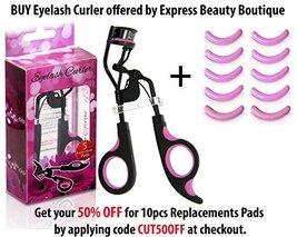 Professional Eyelash Curler with Free Bonus 5 R... - ₨1,334.51 INR