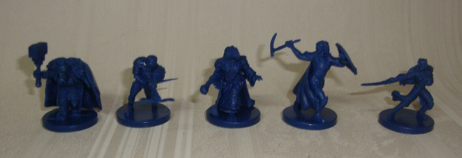 Primary image for D&D Characters Miniatures Wrath of Ashardalon Dragonborn Dwarf Half-Orc Elf more