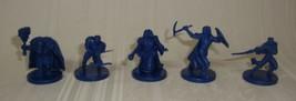 D&D Characters Miniatures Wrath of Ashardalon Dragonborn Dwarf Half-Orc ... - $14.84