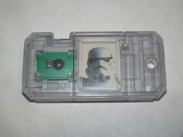 STAR WARS - COMMTECH CHIP STAND - STORMTROOPER - $8.00