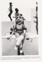 Muppets Miss Piggy 7 Vintage 8X10 BW Cartoon TV Memorabilia Photo - $4.99