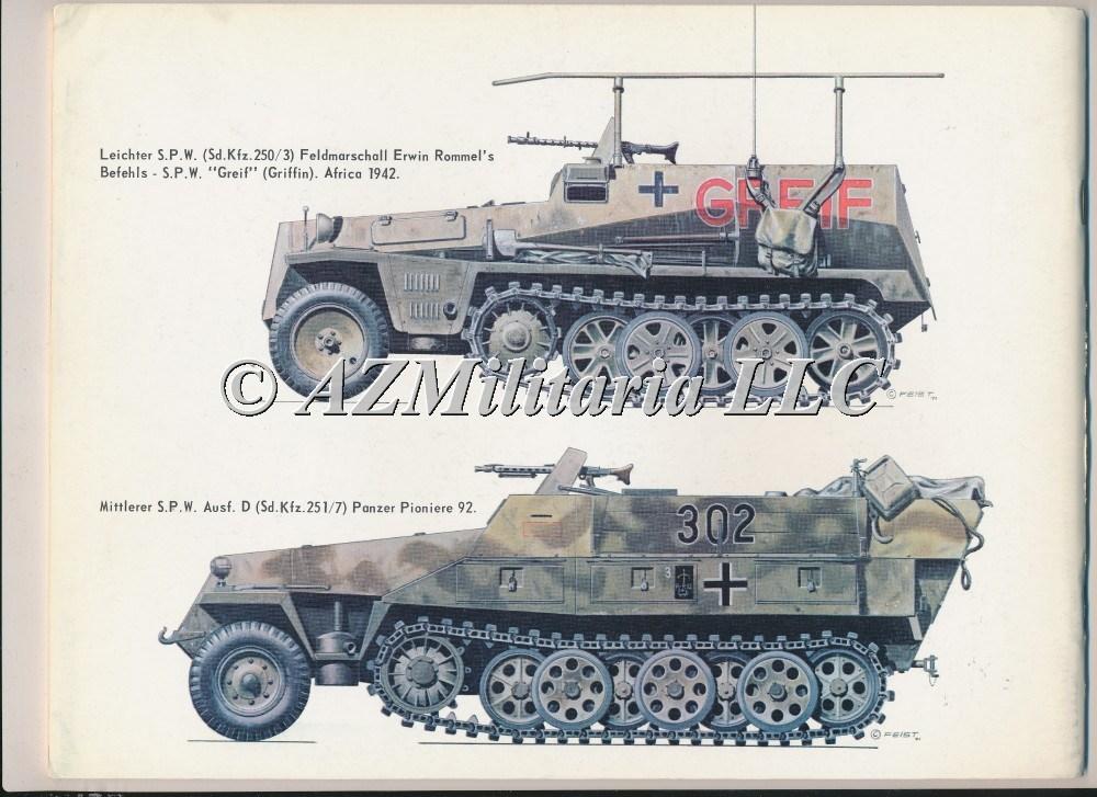 Schutzenpanzerwagen In Action Armor No. 2