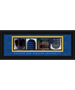 Western New England University Framed Campus Le... - $38.50