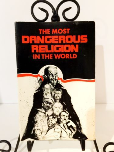 The Most Dangerous Religion In The World Secular Humanism Prison Ministry
