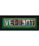 University of Vermont Officially Licensed 8 x 2... - $38.50