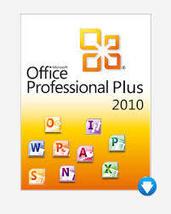 Microsoft Office 2010 Pro Plus - 1pc License Co... - $28.48