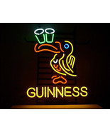 Guinness Beer Toucan Neon Light Sign 20''x16'' H608