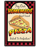 Homemade Pizza Food Sign - $25.74