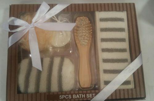 5PCS BATH SET