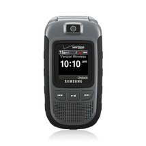 Samsung Convoy SCH-U640 Cell Phone Ruggedized PTT 2+ megapixel Camera for Verizo - $40.00