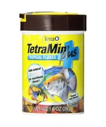 Tetra TetraMin Plus Tropical Flakes Fish Food 1... - $3.68