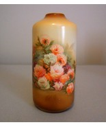 R S Germany Hand Painted Floral Vase - $149.95