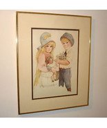 JAN HAGARA Signed LITHOGRAPH PRINT FRAMED - $395.00