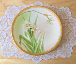 Antique Pickard Hand-Painted Porcelain Plate C A France - $249.95