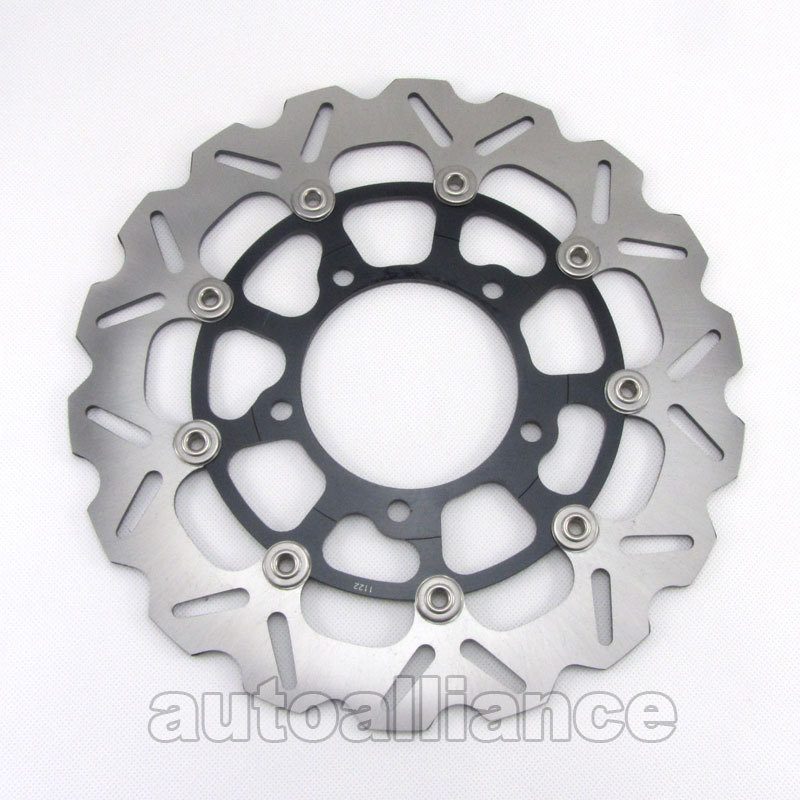 Front Brake Disc Rotor Pad for Suzuki GSXR 600/750 06-07 GSXR1000 05-08 VZR1800